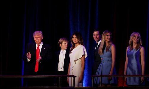 Bài phát biểu của ông Trump sau khi đắc cử Tổng thống Mỹ - Ảnh 1