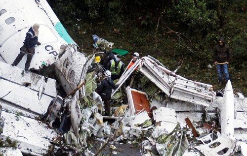 Nạn nhân sống sót kể lại khoảnh khắc khi máy bay chở đội bóng Brazil rơi - Ảnh 2