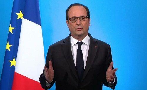 Tổng thống Pháp Francois Hollande tuyên bố sẽ không tái tranh cử - Ảnh 1