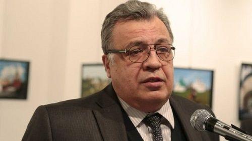 Đại sứ Nga bị ám sát tại Thổ Nhĩ Kỳ - Ảnh 2