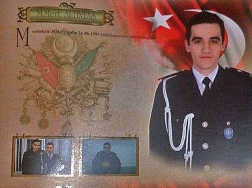 Chân dung tay súng 22 tuổi ám sát đại sứ Nga - Ảnh 1