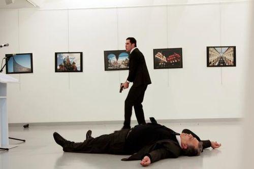 Chân dung tay súng 22 tuổi ám sát đại sứ Nga - Ảnh 2