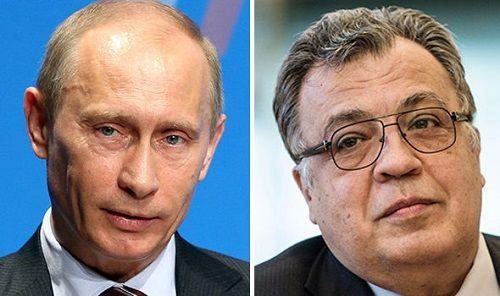 Thêm một quan chức Nga bị ám sát ngay tại nhà riêng? - Ảnh 1
