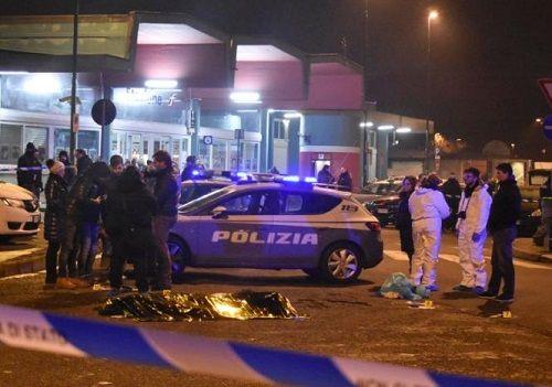 IS xác nhận kẻ lao xe tải vào chợ Giáng Sinh ở Berlin bị tiêu diệt - Ảnh 1