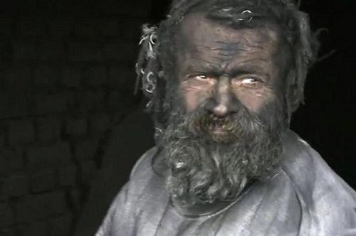 'Người bẩn nhất châu Âu' qua đời trong trang trại bỏ hoang - Ảnh 1