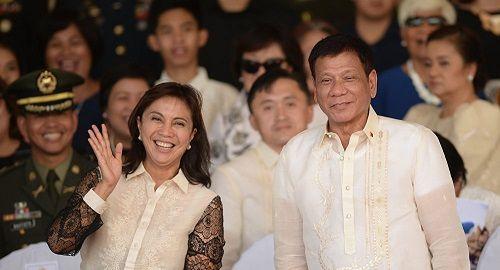 Phó Tổng thống Philippines từ chức vì bất đồng với Tổng thống - Ảnh 1