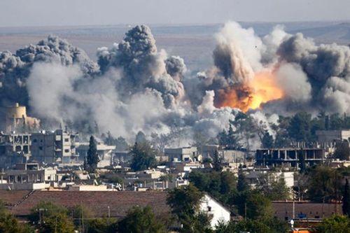 Đánh bom liều chết ở Syria, 12 người thiệt mạng - Ảnh 1