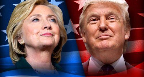 Tranh luận Trump-Clinton dự kiến thu hút 100 triệu người xem - Ảnh 1