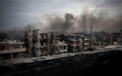 Những yếu tố tiềm ẩn khiến Trung Đông chìm trong bất ổn - Ảnh 1