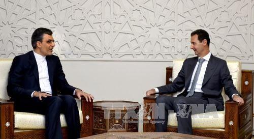 Tổng thống Syria cáo buộc Mỹ làm đổ vỡ lệnh ngừng bắn - Ảnh 1