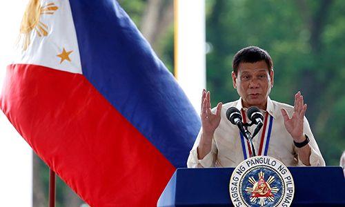 Tổng thống Philippines Duterte sắp thăm Việt Nam - Ảnh 1