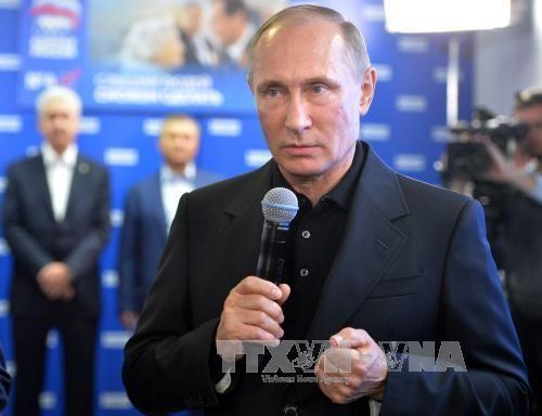 Kết quả cuối cùng cuộc bầu cử Duma Quốc gia - Ảnh 1