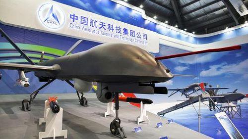 Trung Quốc điều UAV tàng hình bay trên Biển Đông, Hoa Đông - Ảnh 1