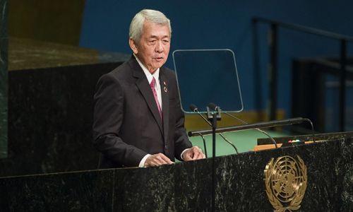 Philippines muốn thế giới không can thiệp vào cuộc chiến chống ma túy - Ảnh 1