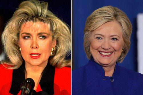 Donald Trump dọa đưa tình cũ Bill Clinton tham dự tranh luận trực tiếp - Ảnh 1