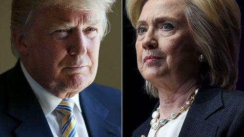 """Trận """"so găng"""" của ông Trump và bà Clinton mở màn - Ảnh 1"""