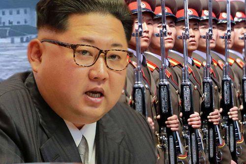 Thảm họa lũ lụt Triều Tiên, hàng trăm lính đang ngủ thiệt mạng - Ảnh 1
