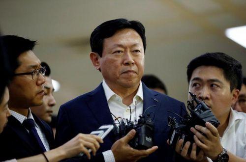 Công tố Hàn Quốc đề nghị bắt giam Chủ tịch Tập đoàn Lotte vì nghi án tham nhũng - Ảnh 1