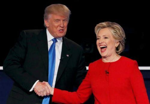 Clinton-Trump đối đầu 'tốc độ, kinh nghiệm' trong cuộc tranh luận đầu tiên - Ảnh 1