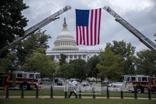 Tổng thống Mỹ lên án việc vô hiệu hóa quyền phủ quyết dự luật 11/9 - Ảnh 1