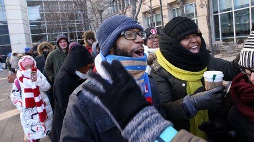 Vé miễn phí nghe Tổng thống Obama phát biểu chia tay bị đẩy lên 10.000 đô/cặp - Ảnh 2