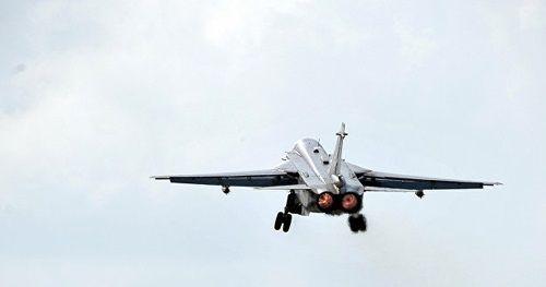 Nga không kích 71.000 lần, giải phóng gần 500 khu định cư ở Syria khỏi IS - Ảnh 1