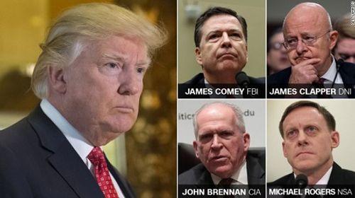 """Mỹ tố Nga """"trộm"""" được thông tin cá nhân của Donald Trump nhưng không công khai? - Ảnh 1"""