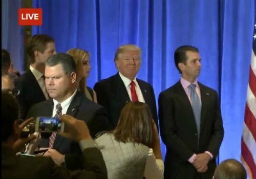 Toàn cảnh Trump họp báo lần đầu kể từ khi đắc cử: Nga đã tấn công mạng Mỹ - Ảnh 4