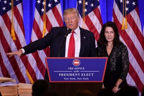 Toàn cảnh Trump họp báo lần đầu kể từ khi đắc cử: Nga đã tấn công mạng Mỹ - Ảnh 2