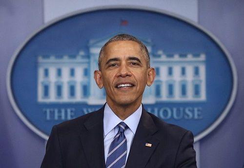Tổng thống Barack Obama phát biểu hàng tuần lần cuối - Ảnh 1