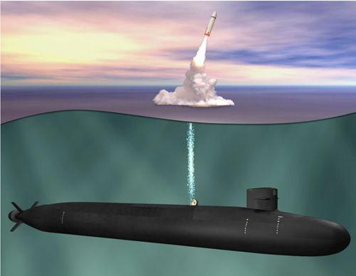 Tàu ngầm hạt nhân 128 tỷ USD khó phát hiện nhất thế giới của Mỹ - Ảnh 1