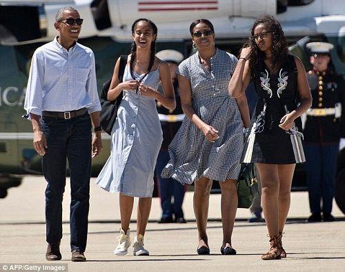 Trump chuẩn bị nhậm chức, gia đình Obama rục rịch dọn đến nhà mới - Ảnh 2