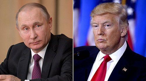 Tổng thống Nga nói chưa từng gặp và không bảo vệ Trump - Ảnh 1