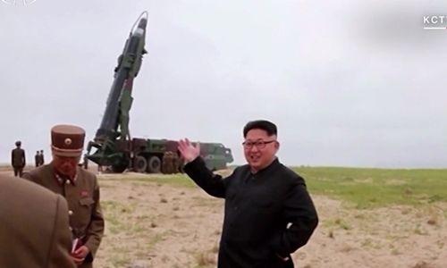 Triều Tiên có thể thử tên lửa xuyên lục địa vào ngày Donald Trump nhậm chức - Ảnh 1