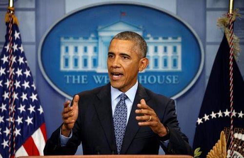 Tổng thống Barack Obama giải thích nguyên nhân Donald Trump thắng cử - Ảnh 1