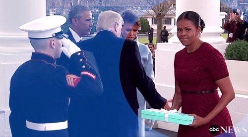 Những biểu cảm gây sốt mạng xã hội của cựu đệ nhất phu nhân Michelle Obama - Ảnh 1