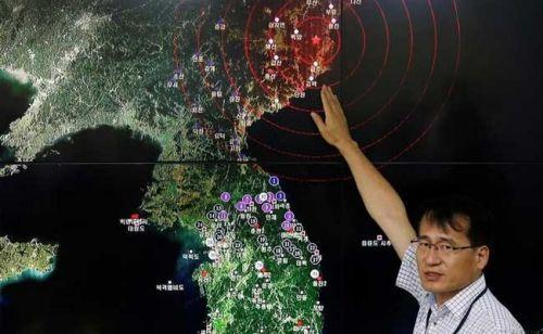 Triều Tiên: Sức công phá vụ thử hạt nhân lần thứ 5 đạt tới 23.000 tấn thuốc nổ? - Ảnh 1