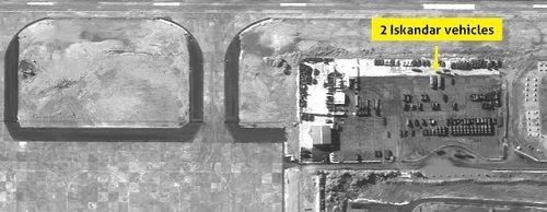 Nga lộ tên lửa đạn đạo hạt nhân ở Syria - Ảnh 1