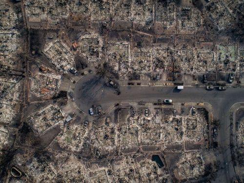 """Cháy rừng """"như tấn công hạt nhân"""" tại California, ít nhất 21 người thiệt mạng - Ảnh 3"""