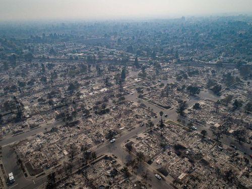 """Cháy rừng """"như tấn công hạt nhân"""" tại California, ít nhất 21 người thiệt mạng - Ảnh 4"""