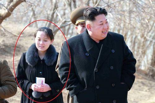 Đường quan lộ thần tốc của em gái ông Kim Jong-un - Ảnh 1