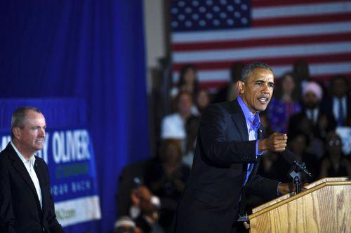"""Cựu Tổng Thống Obama trở lại chính trường sau thời gian """"ở ẩn"""" - Ảnh 1"""