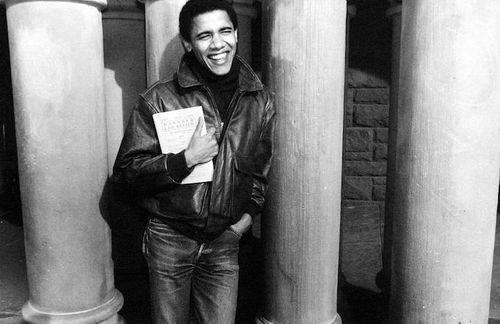 Hé lộ thư ông Obama gửi bạn gái thời đại học - Ảnh 2