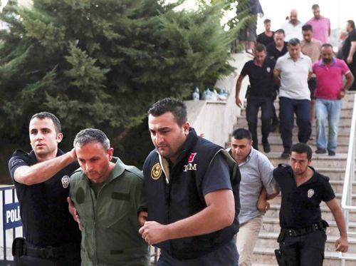 Xét xử 330 nghi can vụ đảo chính tại Thổ Nhĩ Kỳ - Ảnh 1