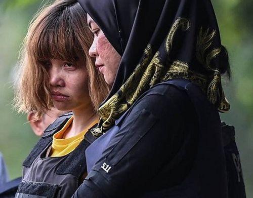 Việt Nam hướng dẫn thủ tục hỗ trợ pháp lý cho gia đình Đoàn Thị Hương - Ảnh 1