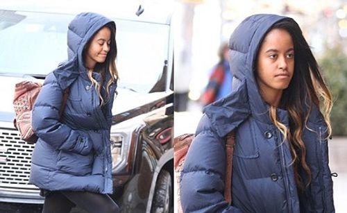 Con gái Obama hé lộ lý do từ chối lời mời từ nhiều công ty người mẫu danh tiếng - Ảnh 2