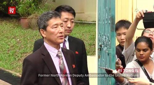 Quan chức Triều Tiên công bố giả thiết mới về cái chết của ông 'Kim Jong-nam' - Ảnh 1