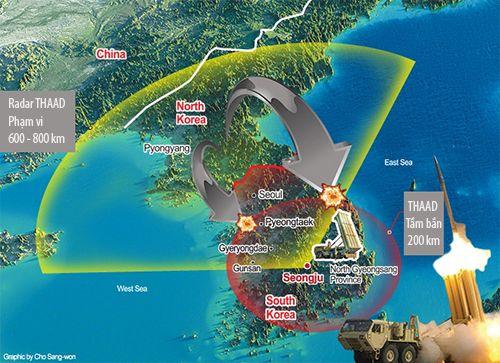 Trung Quốc có thể đã cấm công dân du lịch Hàn Quốc do hệ thống tên lửa - Ảnh 2