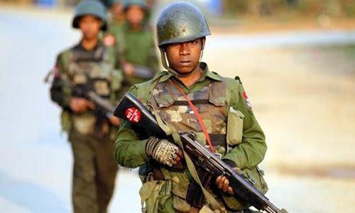 Đụng độ gần biên giới Myanmar-Trung Quốc, ít nhất 30 người thiệt mạng - Ảnh 1
