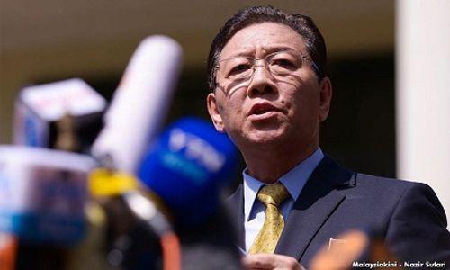 Malaysia: Đại sứ Triều Tiên không thể cứ trốn mãi trong sứ quán - Ảnh 1